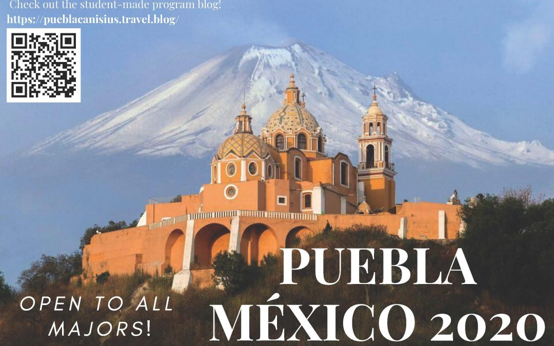 Student Travel Opportunity: Puebla, Mexico