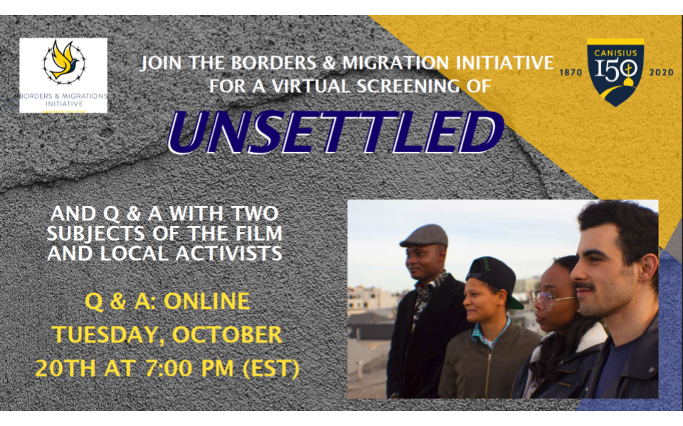 Panel Discussion: Unsettled.