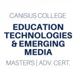 Education Technologies & Emerging Media