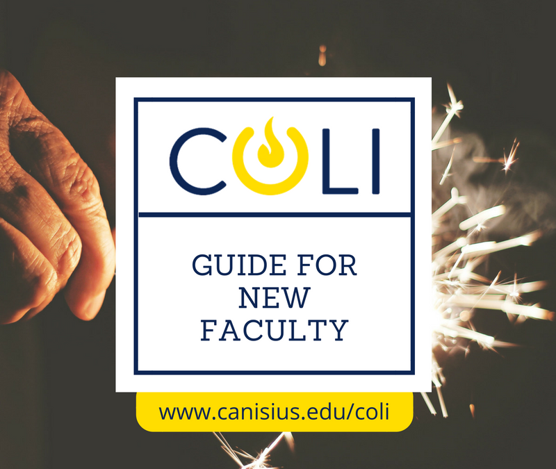 Guide for New Faculty