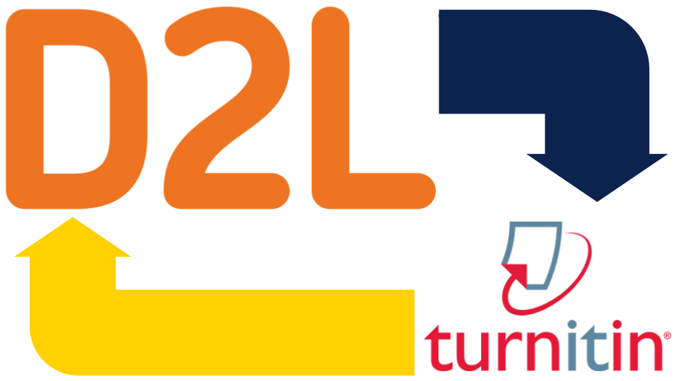 Turnitin Within D2L