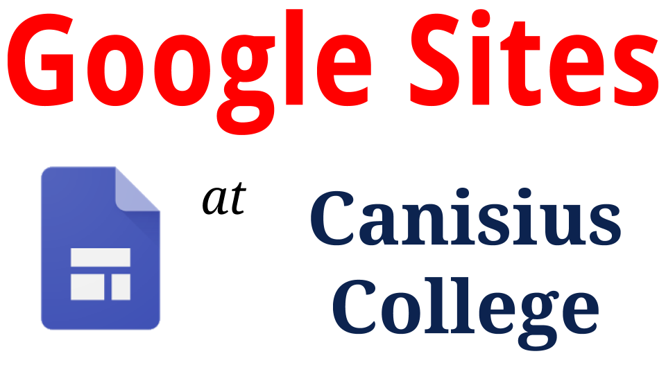 New COLI Resource: Google Sites