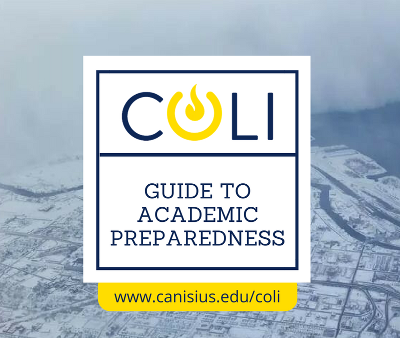 COLI Resources for Faculty