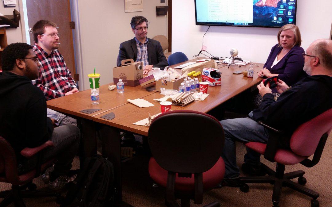 Serious Games Meetup: Exploring Virtual Reality