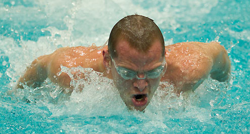 Boston College To Swim Against The Griffs The Dome
