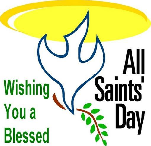 All saints day thursday november 1st the dome come and join our celebration of all saints day thursday november 1 masses in christ the king chapel will be at the following times 800 am 1205 m4hsunfo