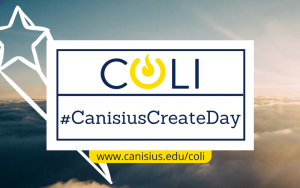 Canisius Create Day!