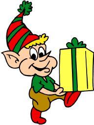 serve as one of santa s elves for st luke s mission of mercy the dome rh blogs canisius edu santa's elves clip art Elf Clip Art