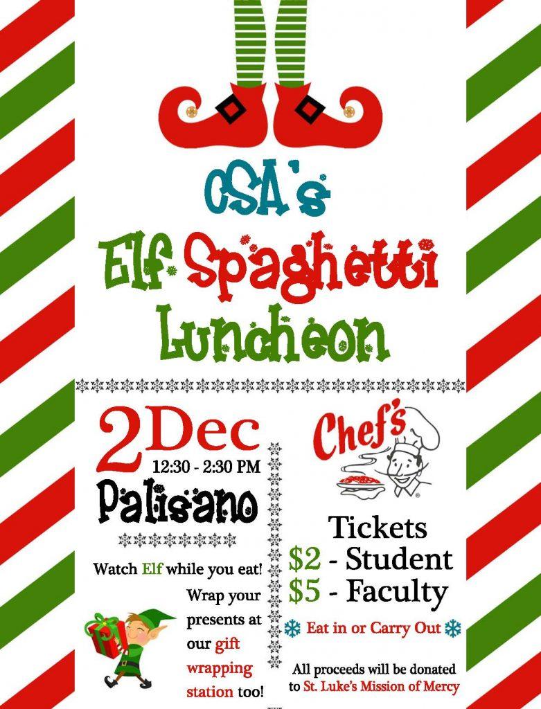 elf-spaghetti
