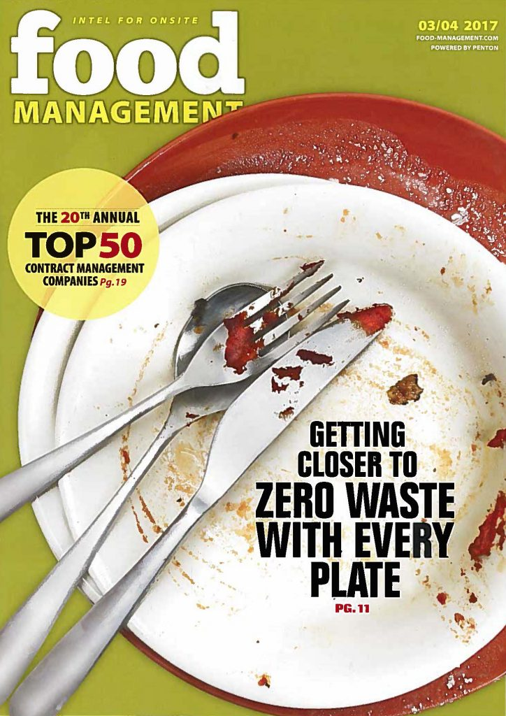 Food Management Magazine March 2017