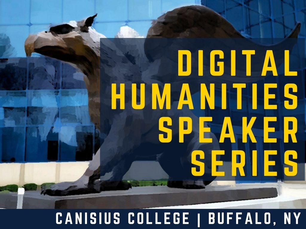canisius-college-digital-humanities-speaker-series
