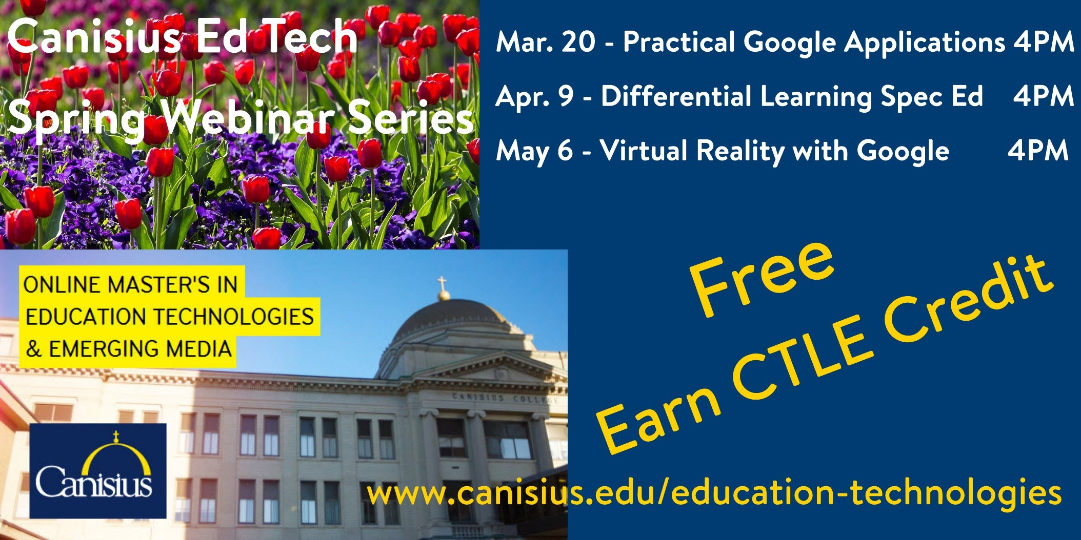 Canisius Ed Tech webinar series with CTLE.jpg