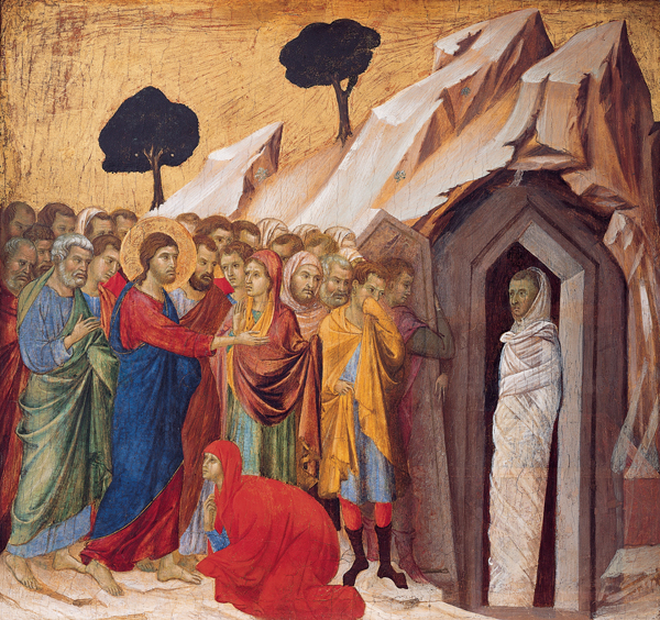 'The_Raising_of_Lazarus',_by_Duccio Kimbell Museum.jpg