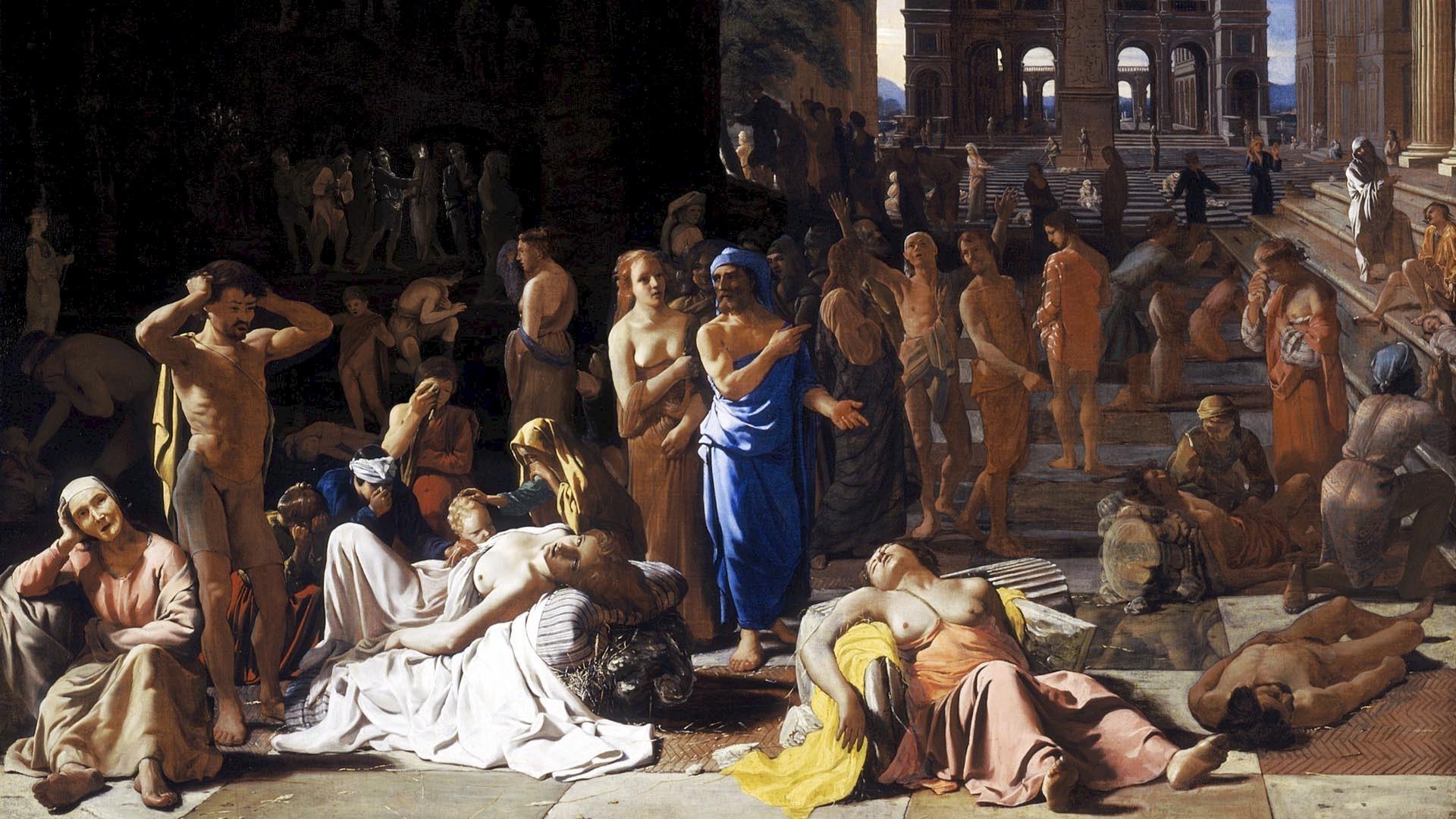 Michael Sweert, Plague in an ancient city 1652-4. jpg.jpg